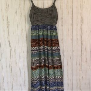 Lilka Anthropologie Maxi Dress